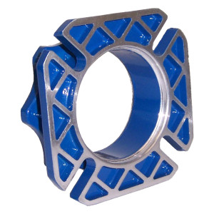 Aluminum Worm Gear Output Flanges
