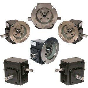 Worm Gear Reducers - Cast Iron