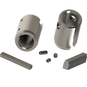 stainless steel worm gear reducer bushing kits