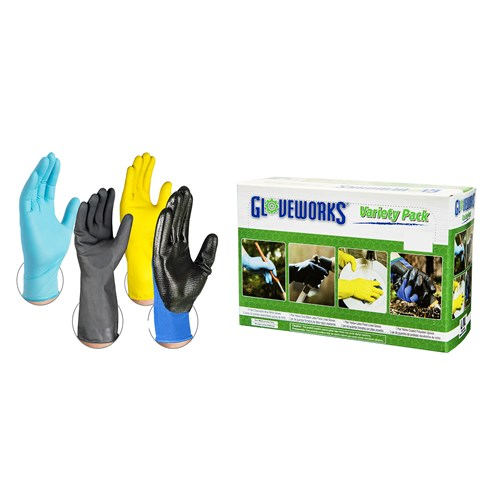 Gloveworks Industrial Grade Variety Pack