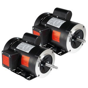 pump motors 1 phase electric motors