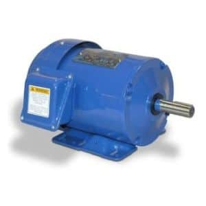 rolled steel electric motor