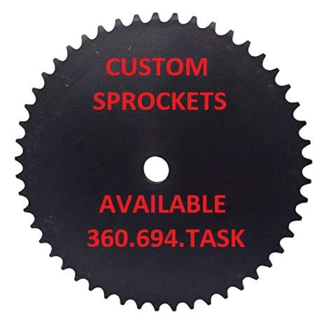 Custom Made Sprockets - TASK Industrial