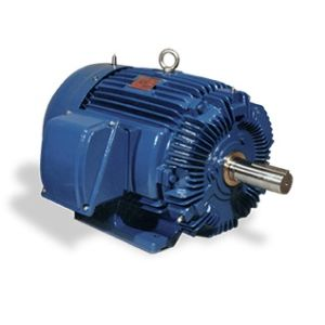 Severe Duty Footed Electric Motor